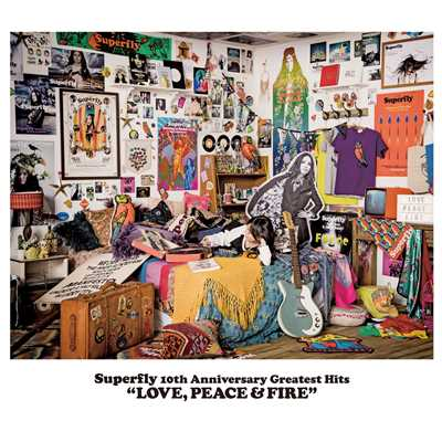 アルバム/LOVE, PEACE & FIRE/Superfly
