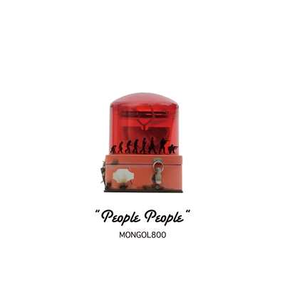 アルバム/People People/MONGOL800