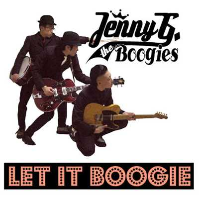 Are You Ready?/Jenny G.The Boogies
