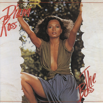 アルバム/The Boss/Diana Ross