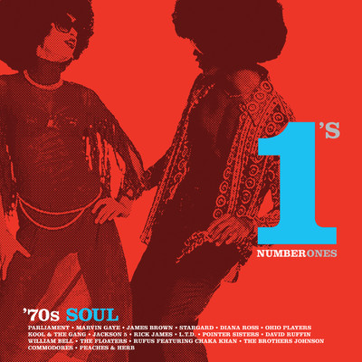 アルバム/'70s Soul Number 1's/Various Artists