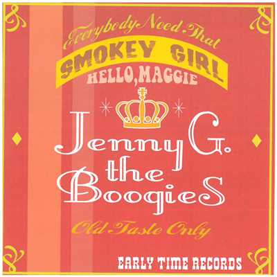 Everybody Need That/Jenny G.The Boogies