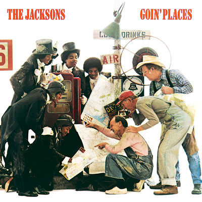 ハイレゾアルバム/Goin' Places/The Jacksons