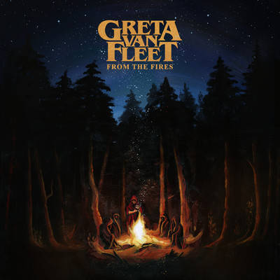 ハイレゾ/Black Smoke Rising/Greta Van Fleet
