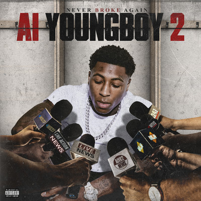 アルバム/AI YoungBoy 2/YoungBoy Never Broke Again
