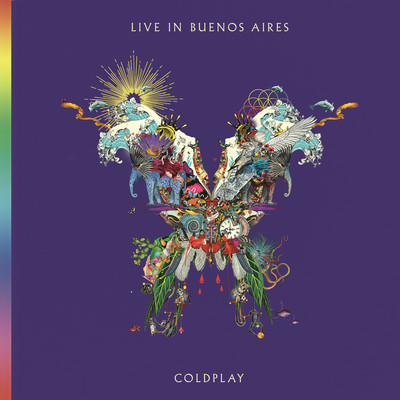 A Sky Full of Stars (Live in Buenos Aires)/Coldplay