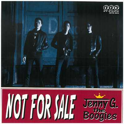 アルバム/Not For Sale/Jenny G.The Boogies