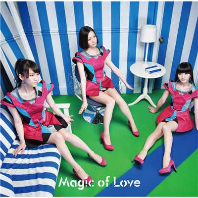 アルバム/Magic of Love/Perfume