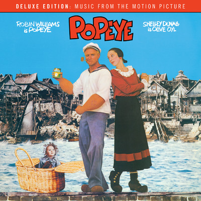 アルバム/Popeye (Music From The Motion Picture / The Deluxe Edition)/Harry Nilsson
