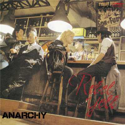 アルバム/Rebel  Yell/ANARCHY