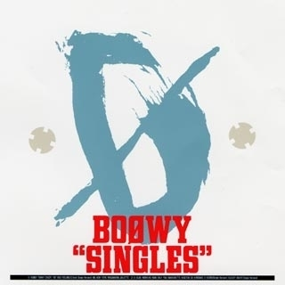 シングル/CLOUDY HEART (Single Version)/BOφWY