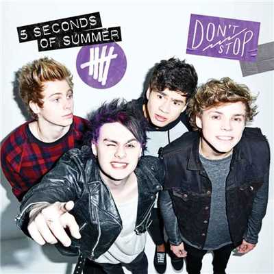 着うた®/Don't Stop/5 Seconds Of Summer