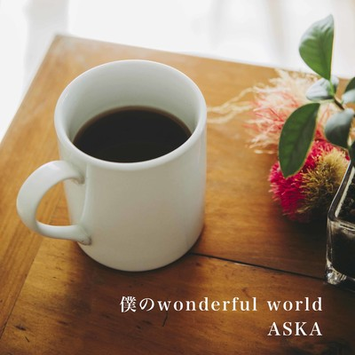 僕のwonderful world/ASKA