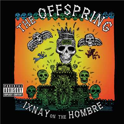 アルバム/Ixnay On The Hombre/The Offspring