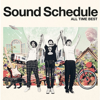 アルバム/Sound Schedule ALL TIME BEST/Sound Schedule