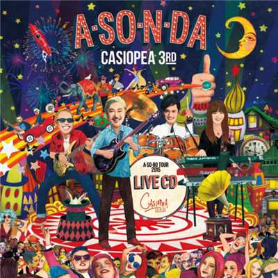 シングル/FEEL LIKE A CHILD(2015 LIVE Ver.)/CASIOPEA 3rd