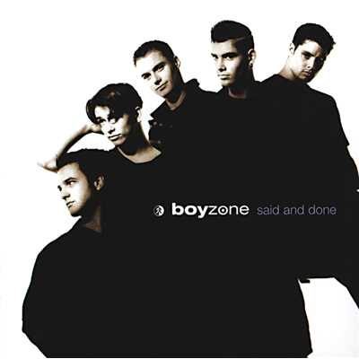 シングル/Coming Home Now (Radio Edit)/Boyzone