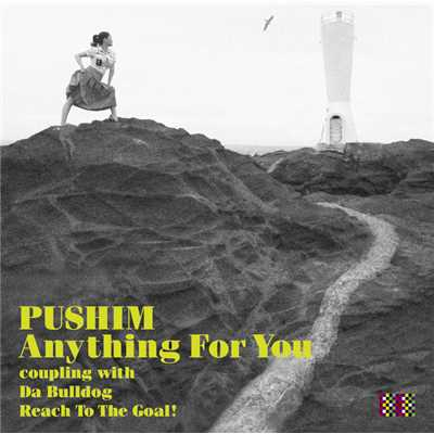 アルバム/Anything For You/PUSHIM