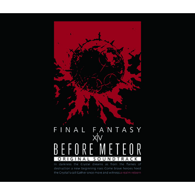 ハイレゾアルバム/Before Meteor:FINAL FANTASY XIV Original Soundtrack/Various Artists