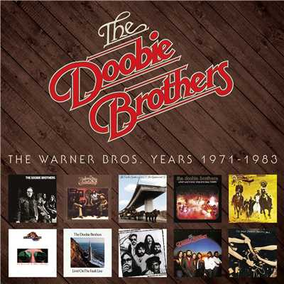 アルバム/The Warner Bros. Years 1971-1983/The Doobie Brothers