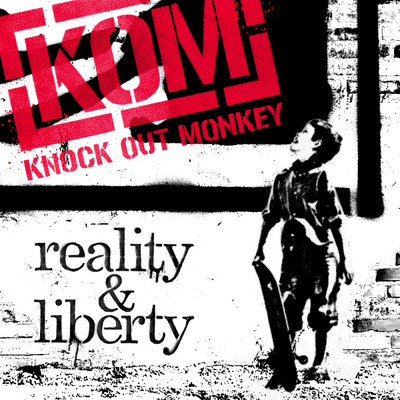 アルバム/reality & liberty/KNOCK OUT MONKEY