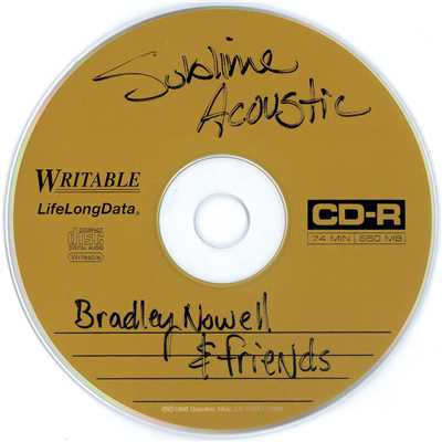アルバム/Sublime Acoustic: Bradley Nowell & Friends/サブライム