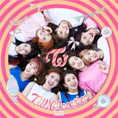 アルバム/TWICEcoaster : LANE1/TWICE