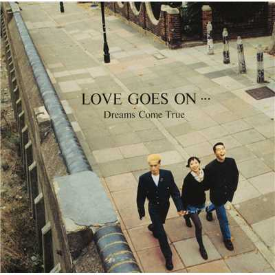 アルバム/LOVE GOES ON …/DREAMS COME TRUE