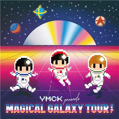 シングル/Synchronicity (MAGICAL GALAXY TOUR MIX)/YMCK