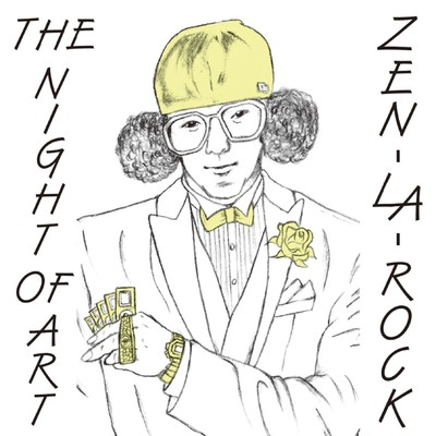 シングル/GIMME DA NIGHT/ZEN-LA-ROCK feat. 鎮座DOPENESS