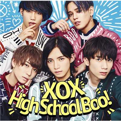 シングル/High School Boo!/XOX