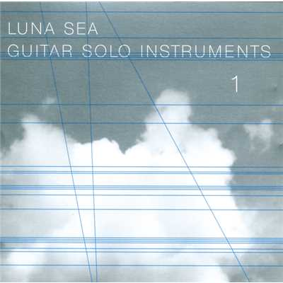 LUNA SEA GUITAR SOLO INSTRUMENTS 1/MICHIWO TASHIMA