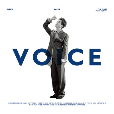 The 1st Mini Album 'VOICE'/ONEW