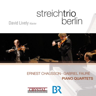 シングル/Piano Quartet No. 1 in C Minor, Op. 15: IV. Allegro molto/David Lively & Streichtrio Berlin