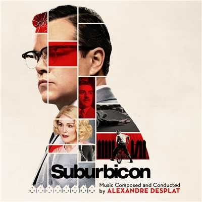 アルバム/Suburbicon (Original Motion Picture Soundtrack)/Alexandre Desplat