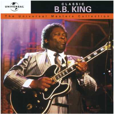 シングル/I Like To Live The Love/B.B. King