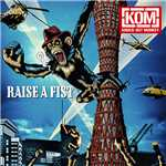 アルバム/RAISE A FIST/KNOCK OUT MONKEY