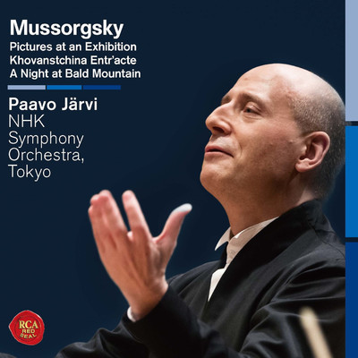 Paavo Jarvi (conductor) NHK Symphony Orchestra, Tokyo