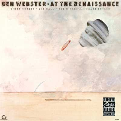 アルバム/At The Renaissance/Ben Webster