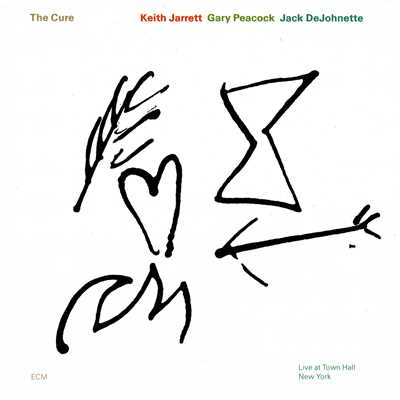 アルバム/The Cure/Keith Jarrett Trio