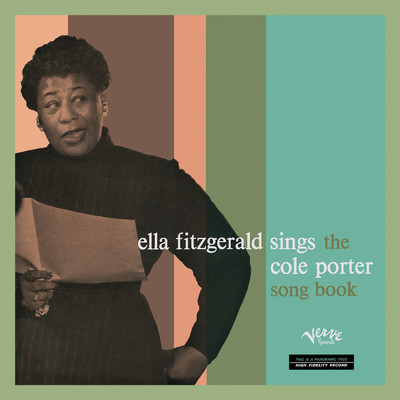 アルバム/Ella Fitzgerald Sings The Cole Porter Song Book/エラ・フィッツジェラルド