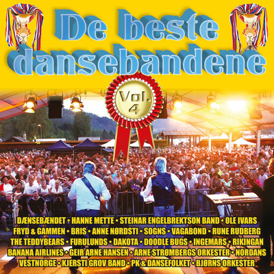 アルバム/De beste dansebandene (Vol. 4)/Various Artists
