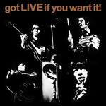 アルバム/Got Live If You Want It!/The Rolling Stones