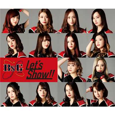 シングル/Let's Show!!/BsGirls
