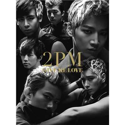 アルバム/GIVE ME LOVE/2PM