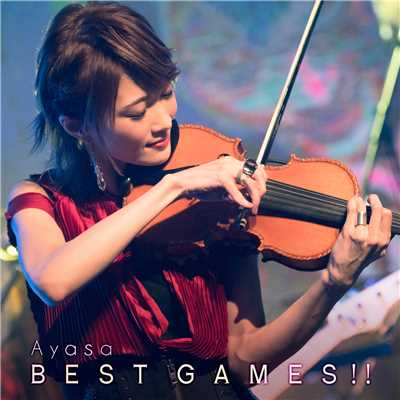 シングル/BEST GAMES!!/Ayasa