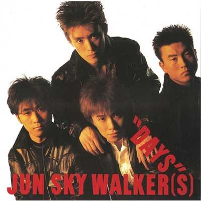 アルバム/DAYS/JUN SKY WALKER(S)