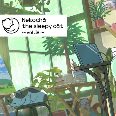 アルバム/Nekocha the sleepy cat -vol.4-/Various Artists