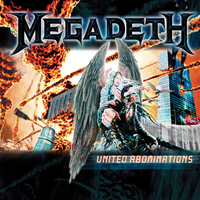 アルバム/United Abominations (2019 - Remaster)/Megadeth