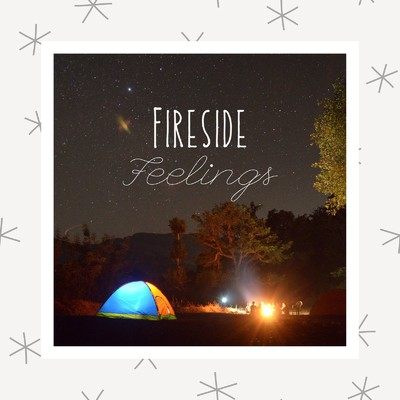 ハイレゾアルバム/Fireside Feelings/Relaxing Guitar Crew